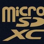 MicroSDXC(マイクロエスディーXC)