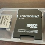 トランセンドのSDカード