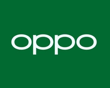 OPPOロゴのグリーン