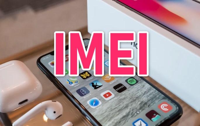 IMEIはスマホのマイナンバー